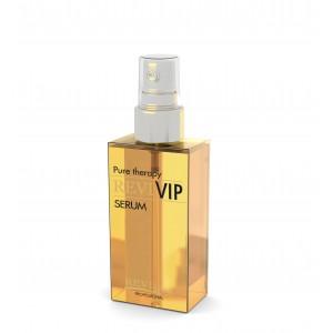 VIP OIL SERUM (100ml) - PLAUKŲ ALIEJUS SU ARGANŲ IR LINŲ SĖMENŲ ALIEJAIS