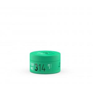 314 GLOSS ME WAX (80ml) - pusiau blizgus plaukų vaškas